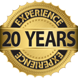 20 year's experience in eyewear repairs