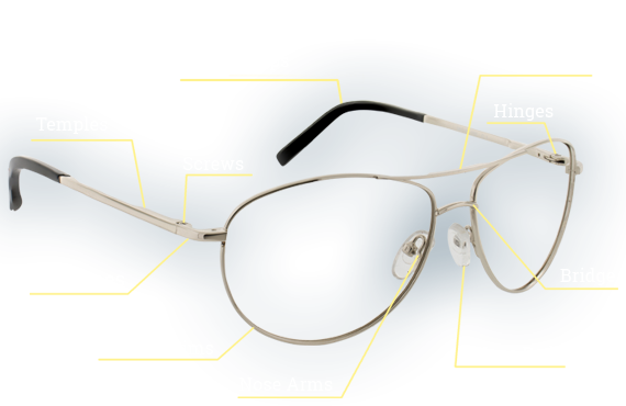 Eyewear Repairs Eyeglass Frame Repair Frame ...